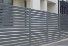 Alfords Point Boundary fencing aluminium 15