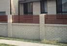 Alfords Point Boundary fencing aluminium 6