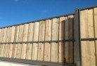 Alfords Point Lap and cap timber fencing 1