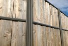 Alfords Point Lap and cap timber fencing 2