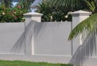 Alfords Point Modular wall fencing 1