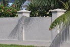 Alfords Point Privacy fencing 27