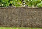 Alfords Point Thatched fencing 4