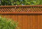 Alfords Point Timber fencing 14