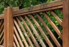Alfords Point Timber fencing 7
